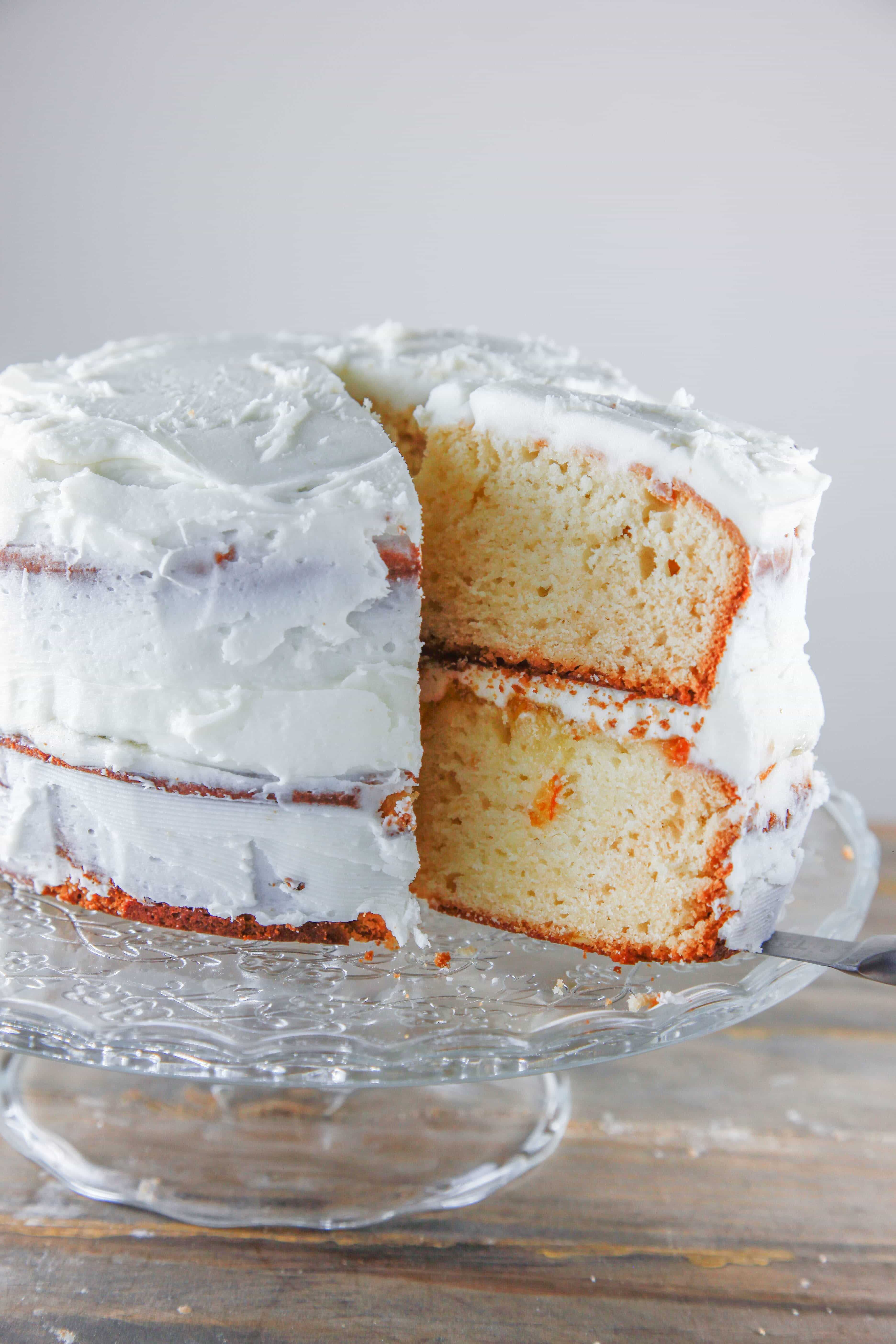 I Can Cook Marmalade Cake Recipe