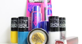 MAYBELLINE GIVEAWAY *CLOSED*