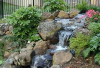 Water Features - The B's Services
