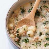 Gnocchi Zuppa Toscana