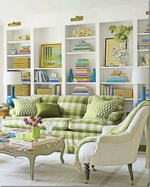 Decorating With Books! | The Budget Decorator