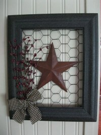 DIY Rustic Decor  The Budget Decorator