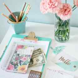 The Spend Well Budgeting System Giveaway