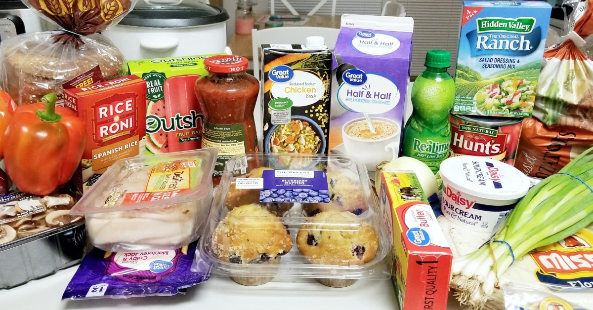 August Budget Monthly Meal Plan - The Budget Mom