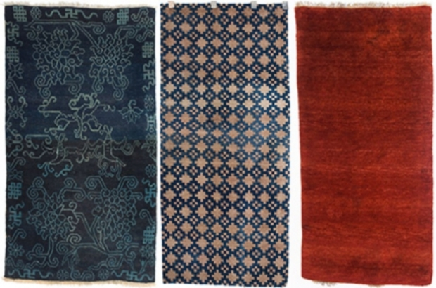 Award Winning Belgian Helps Develop Tibetan Carpet Craft The Bulletin