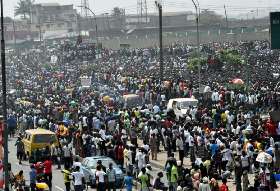 Occupy Nigeria