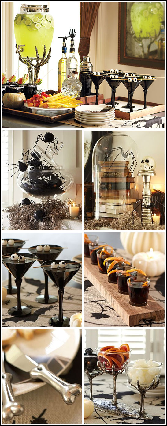 45 Free (and Actually Fun!) Halloween Party Games for Adults - halloween party centerpieces ideas