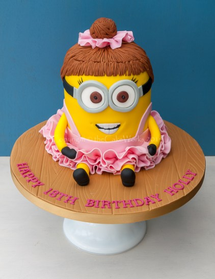 Despicable Me Ballerina Minion