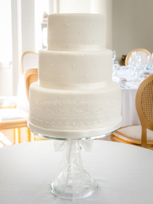 Lartington Hall County Durham Wedding cakes