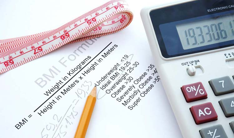 How To Calculate Your BMI - bmi calculation formula