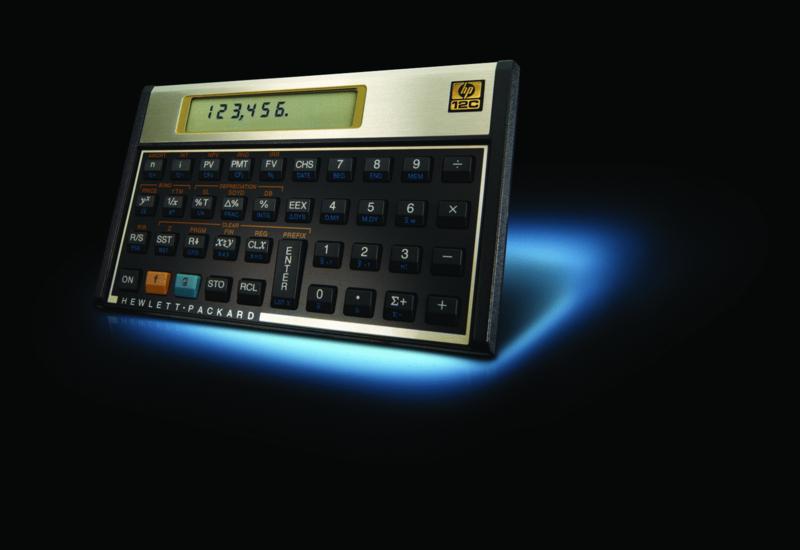 12c Financial Calculator - TheCalculatorStore