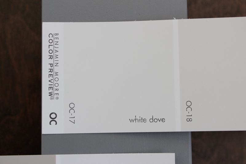 Shades Of White Paint | The Caldwell Project
