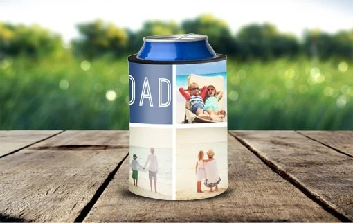 Personalised Stubby Holders Canvas Factory