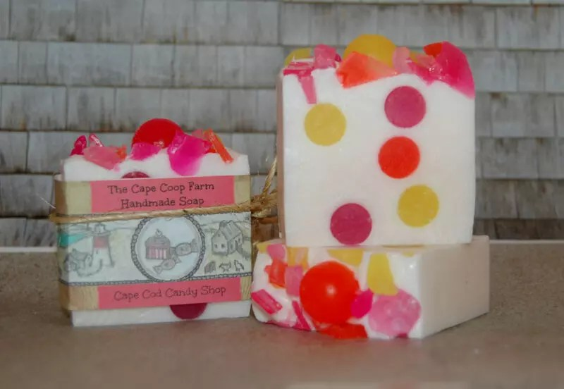 Cape Cod Candy Shop Soap