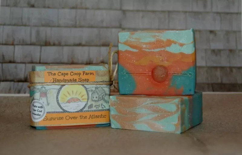 Sunrise Over the Atlantic Soap