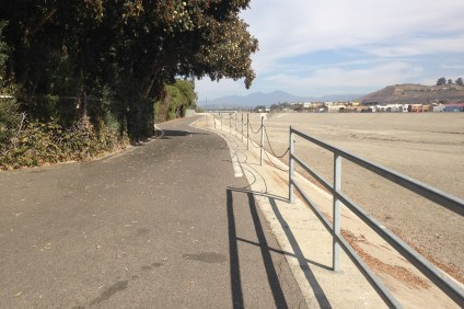 The San Juan Creek Trail, as seen near Doheny State Beach. Photo: Courtesy of the City of Dana Point