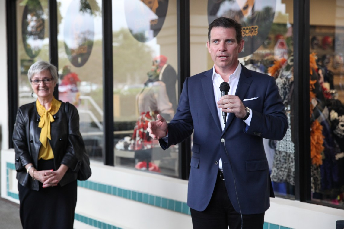 OC Goodwill Boutique held a grand opening in San Juan on Oct. 20. Photo: Allison Jarrell