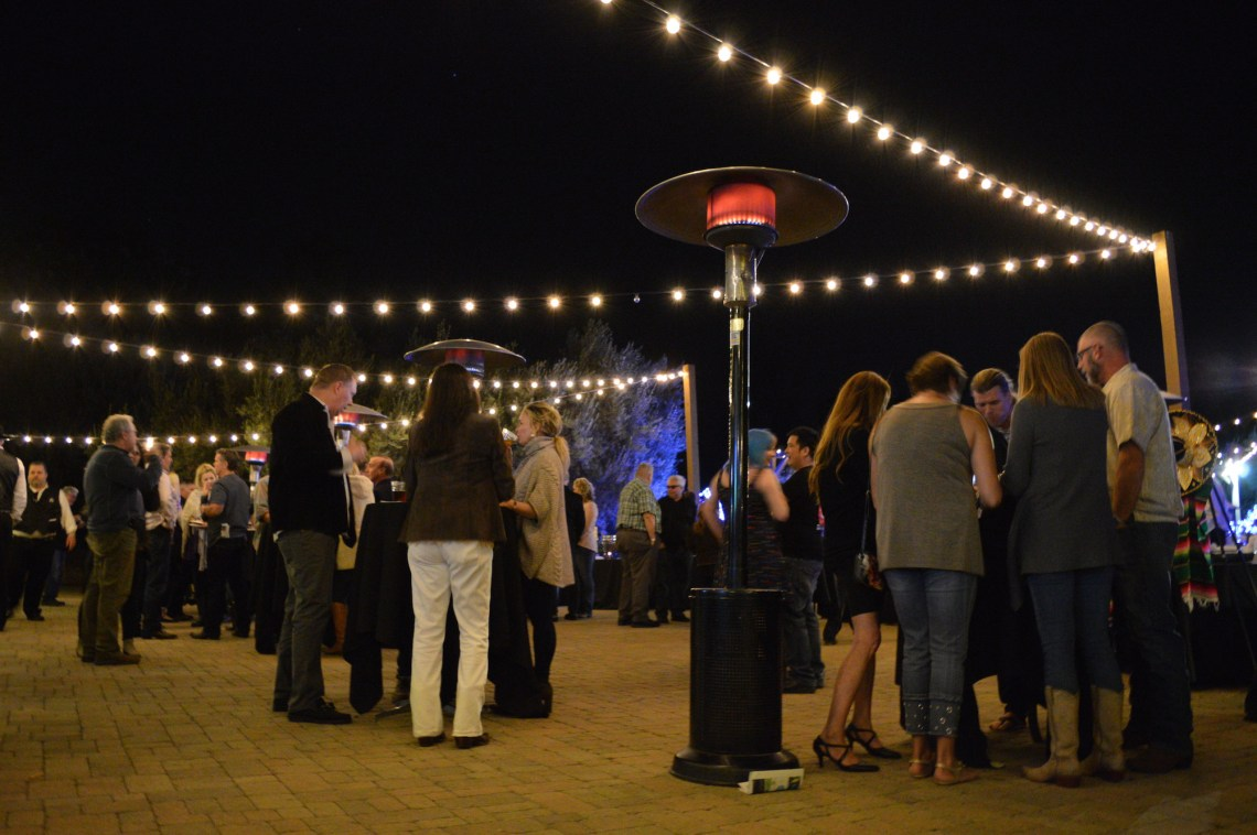 More than 1,600 attendees at The Taste of San Juan tried cuisine and drink from 22 different restaurants in San Juan Capistrano. Photo: Emily Rasmussen