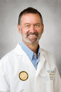 Mark Wallace, M.D., the pain management specialist chair and head of the University of California, San Diego Health's Center for Pain Medicine