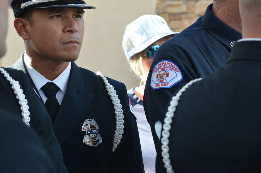 Long Beach Fire Department. Photo: Emily Rasmussen