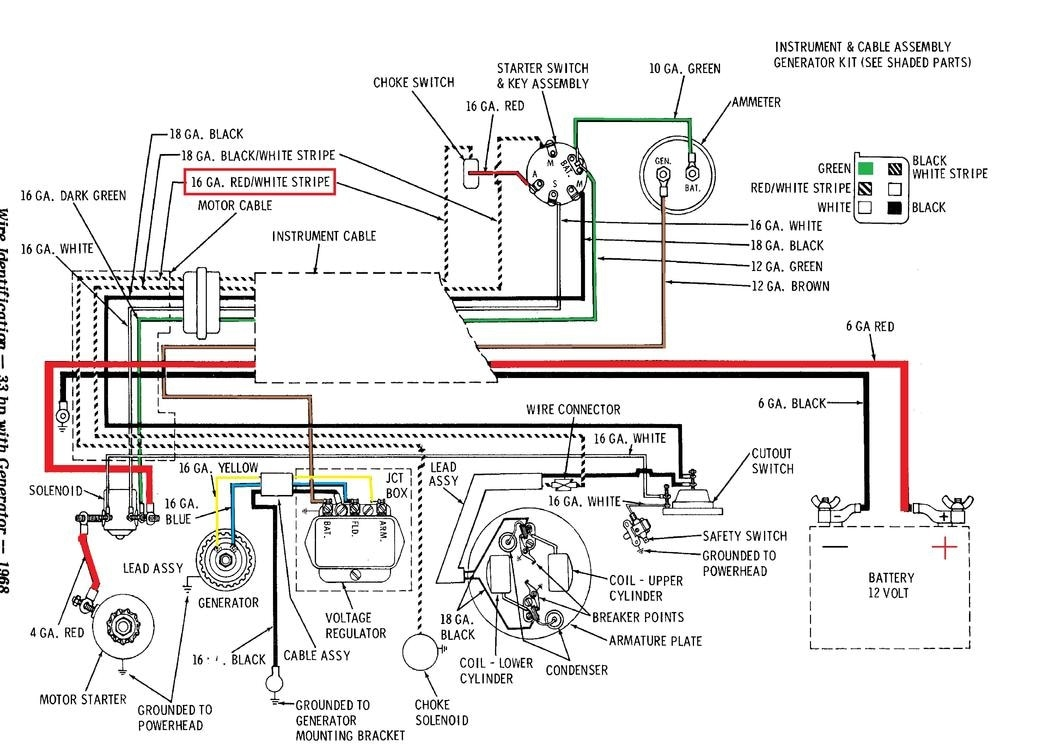 yamaha 40 hp outboard wiring diagram