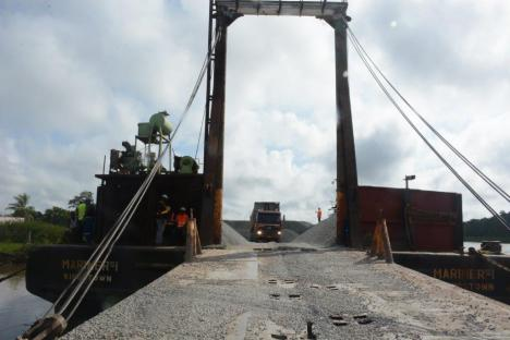 Suriname mining company signs multi-million dollar export contract