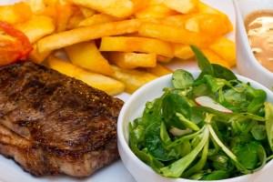 Angus Steak English Carvery Arroyo Del La Meil