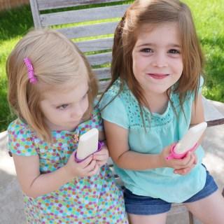 Chobani Kids Yogurt Popsicles