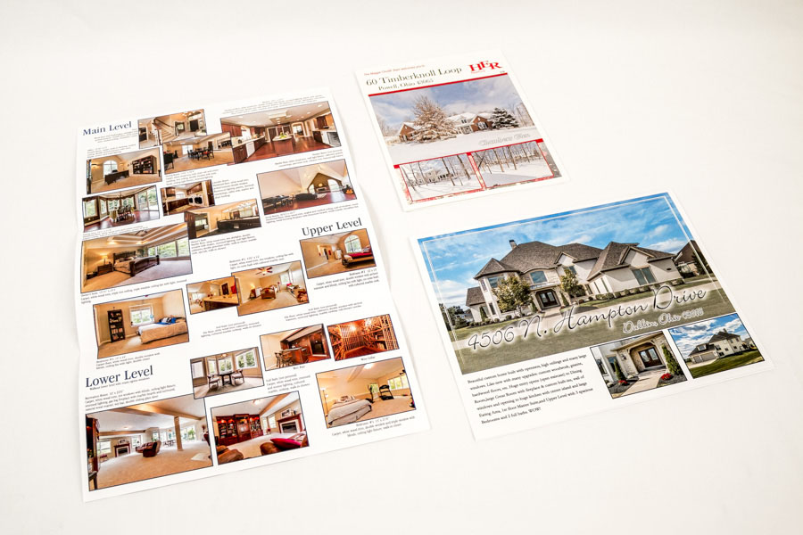 Real Estate \u2013 Brochures \u2013 Columbus Creative Design