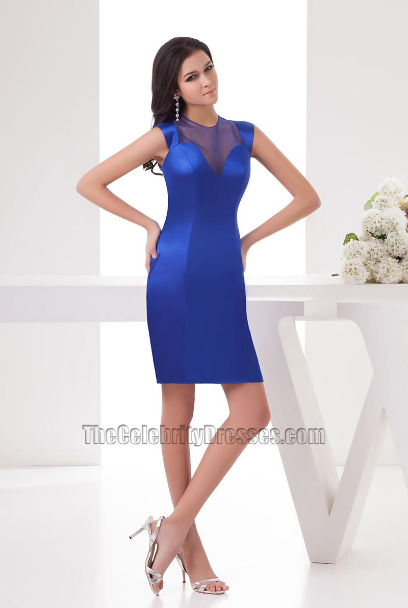 Large Of Royal Blue Cocktail Dress