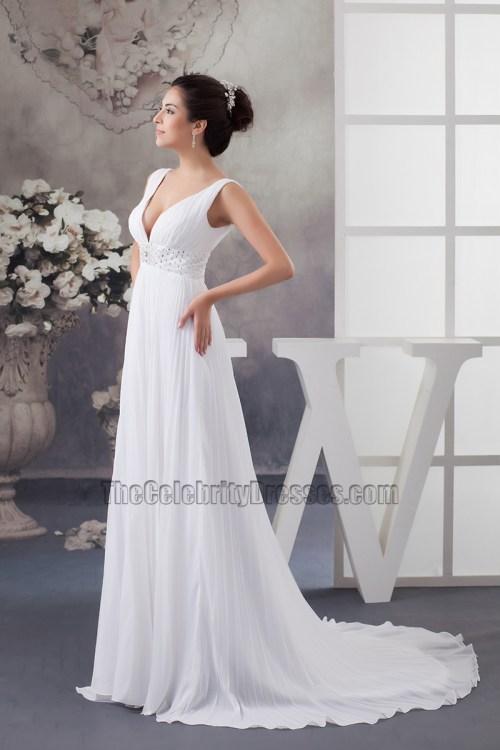 Medium Of Aline Wedding Dress