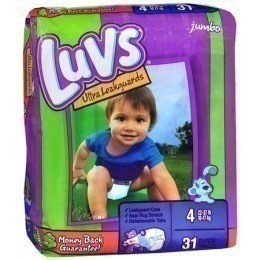 Safeway: Luvs Jumbo Pack Diapers just $4.25