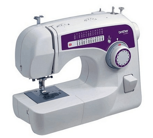 Target brother sewing machine xl2600i just for Machine a coudre xl 2600 brother