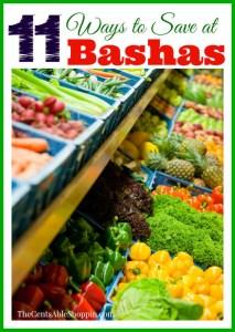 11 Ways to Save at Bashas