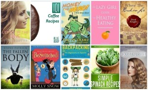 10 Free Kindle Books 9-7-15