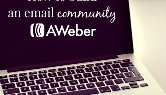 How To Create An Email Community