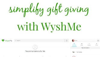 WyshMe: Make Gift Giving Easy