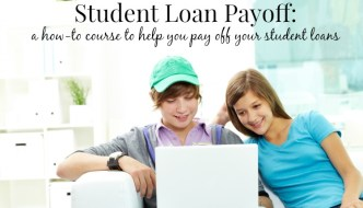 Student Loan Payoff: A How To Course To Pay Off Your Debt