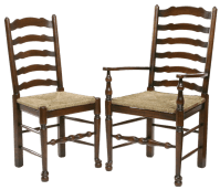Antique Dining Chairs Styles | Antique Furniture