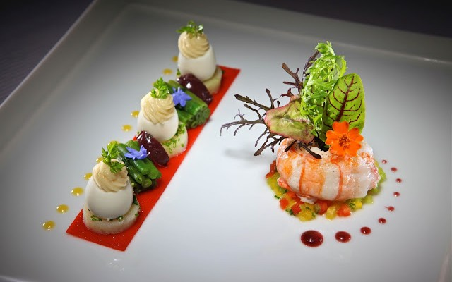 Michelin Star Food And The Art Of Food Plating The Chef