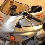 Italian Boom: 1996 Moto Guzzi 1100 Sport