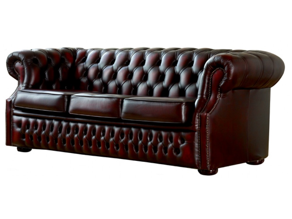 Chesterfield Leather Sofa Bed Leather Chesterfield Sofa Beds