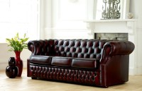 Richmond | Leather Chesterfield Sofa Beds