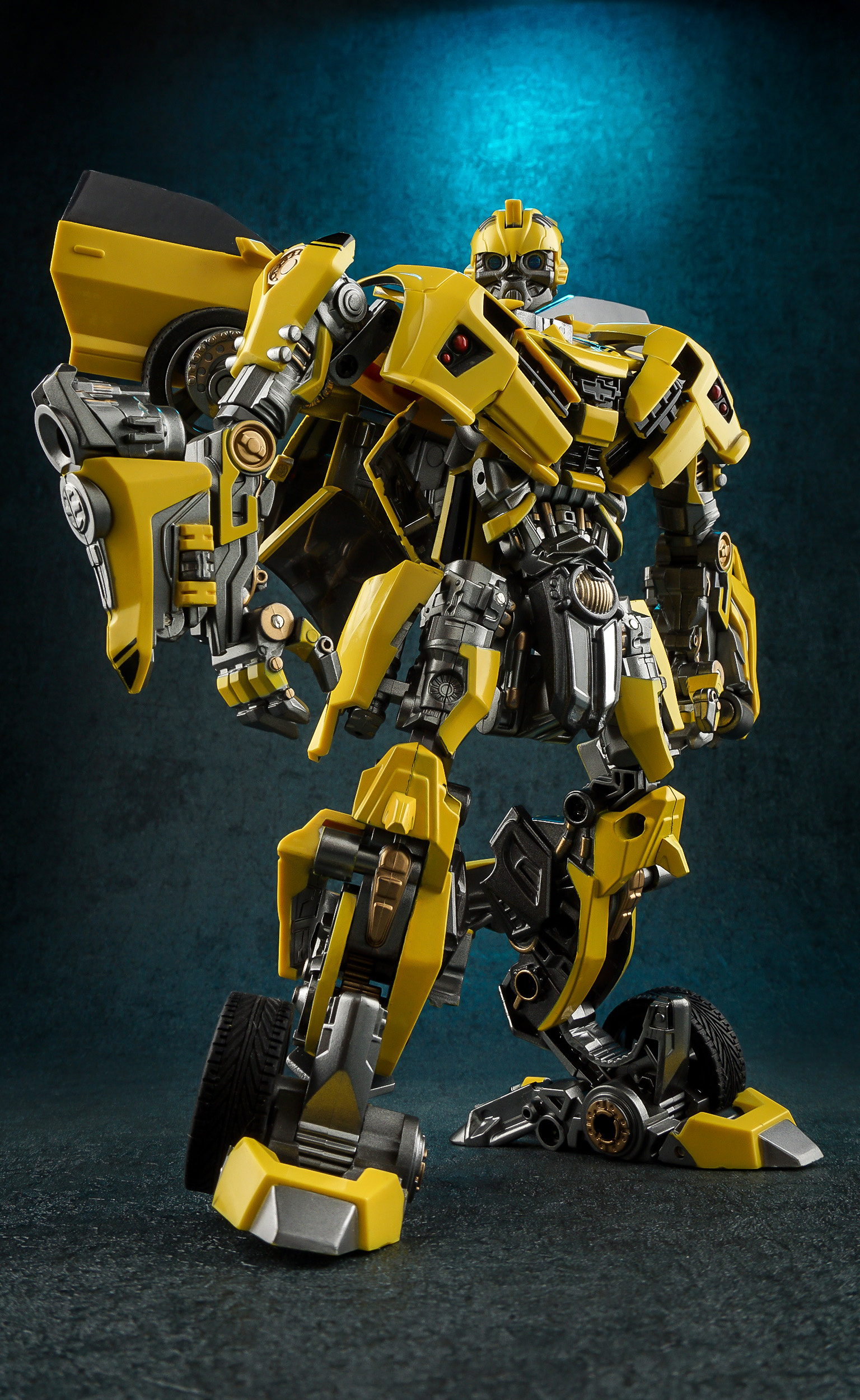 Toy Car Wallpaper Wei Jiang Robot Force Battle Hornet Mp Movie Bumblebee