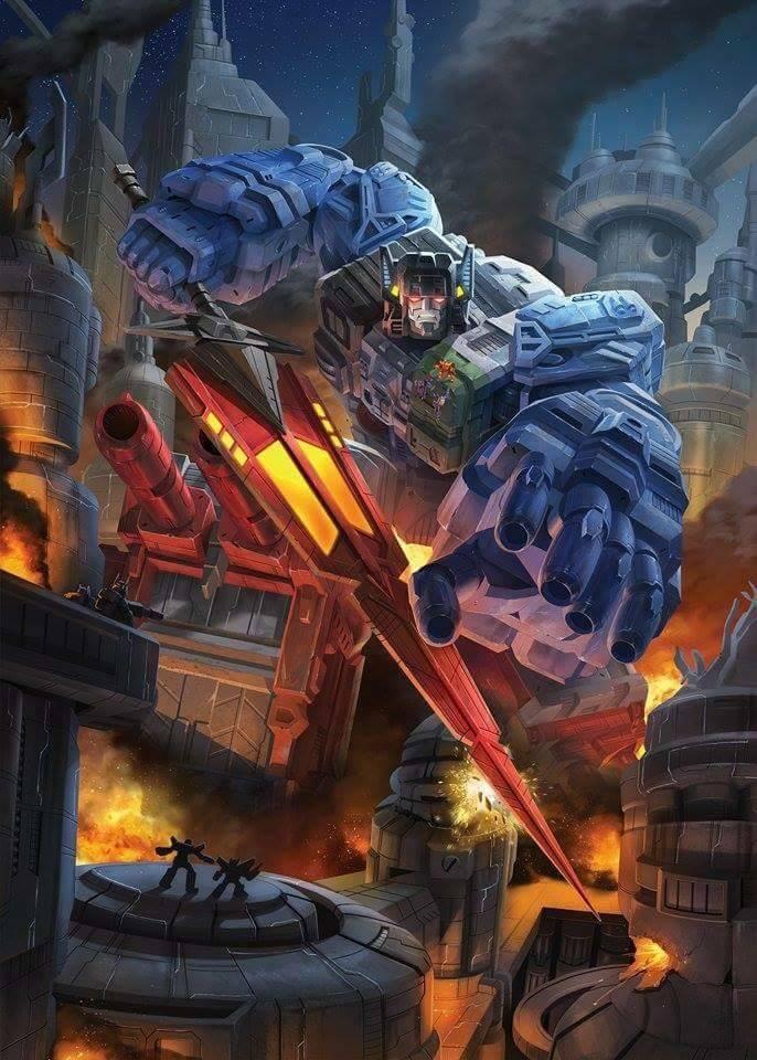Transformers Animated Wallpaper Hasbro Titans Return Fortress Maximus