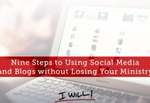 Using Social Media for Church