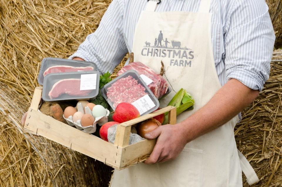 Organic Grocery Box