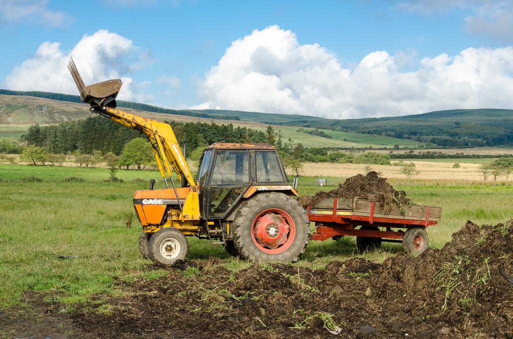 The Farm - Tractor