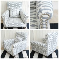 {Tutorial} How to Upholster a Chair - The Chronicles of Home