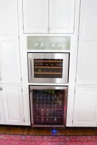 Adding a Built In Wine Fridge in the Kitchen - The ...